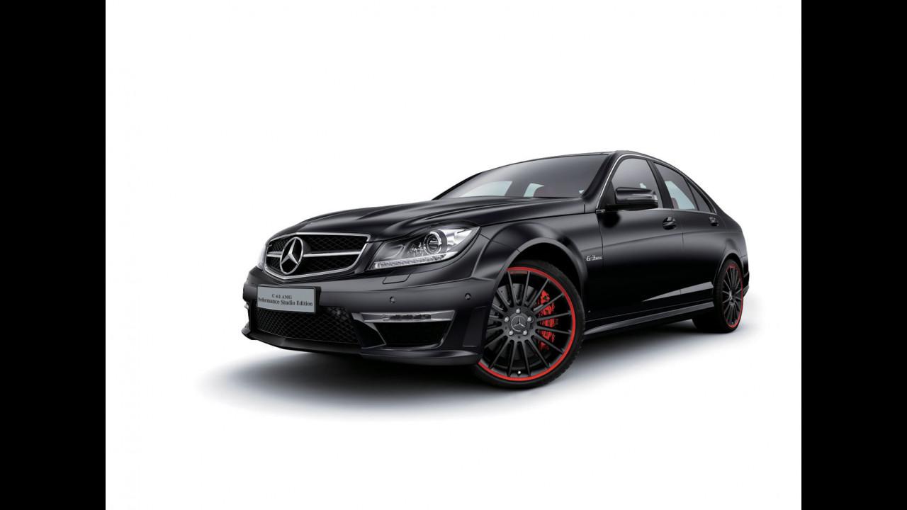 Mercedes C 63 AMG Performance Studio Edition