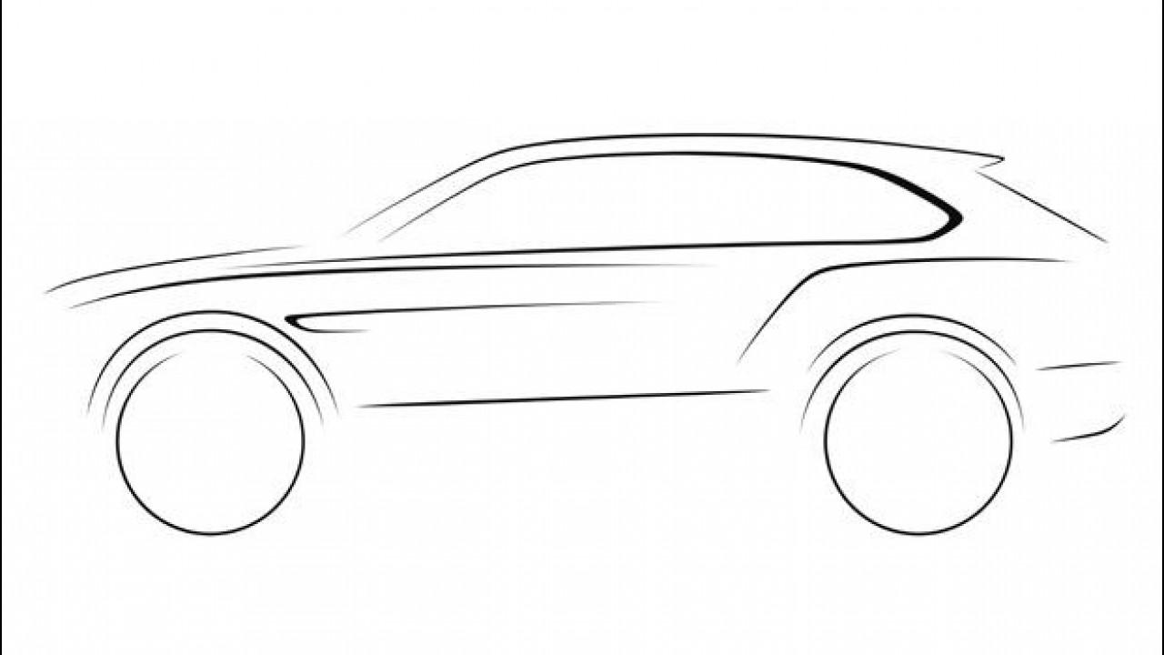 [Copertina] - Bentley farà il SUV, è ufficiale