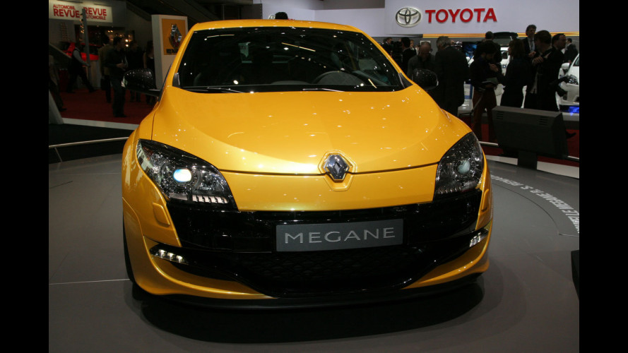 Nuova Renault Mégane RS