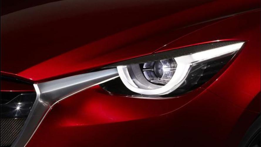 Nuova Mazda MX-5, ci siamo quasi