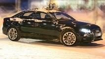 Audi S4 Spy Photo