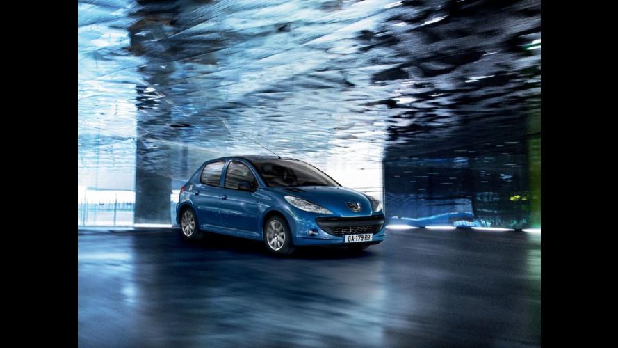 Peugeot 206 Plus Energie 1.1 Eco GPL, la 206