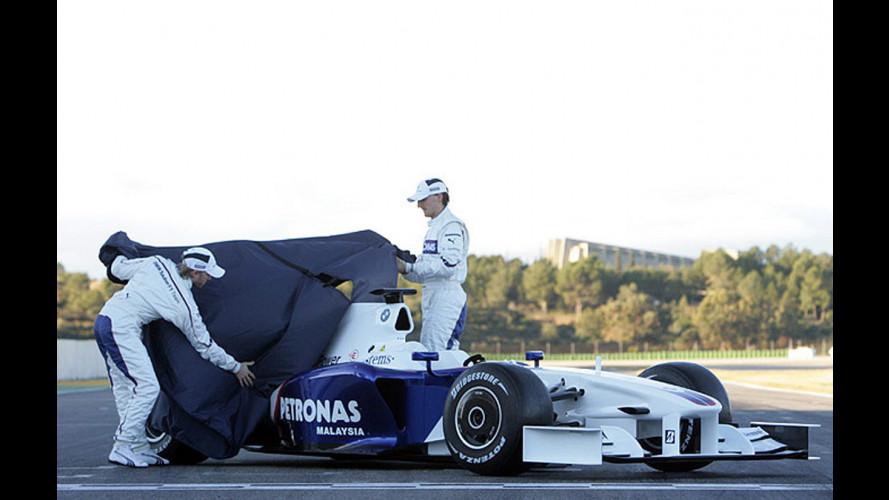 F1: la BMW non correrà nel 2010