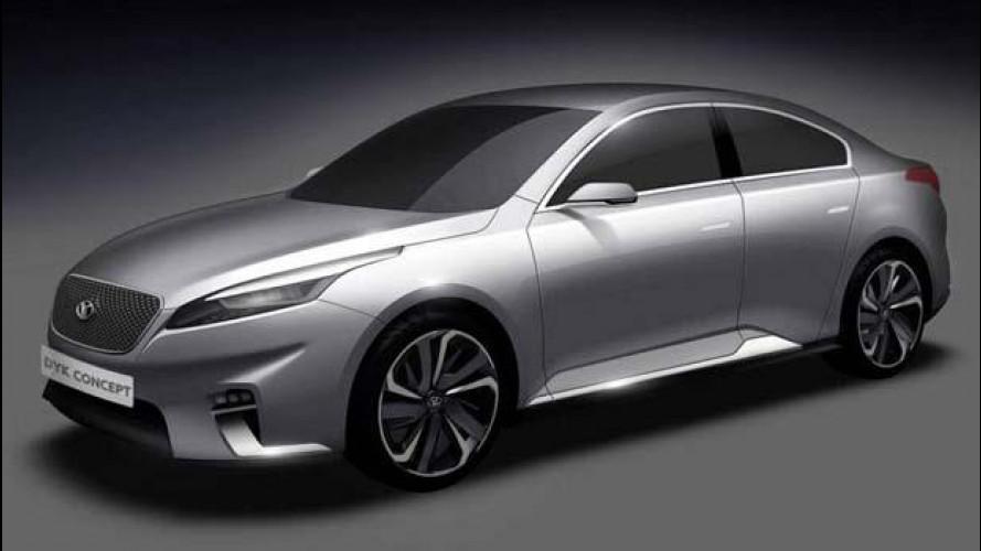 Horki: una concept e un nuovo marchio di Kia per la Cina