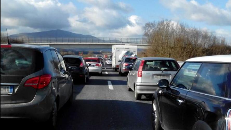 [Copertina] - Pedaggi autostradali, tutti i rincari 2015