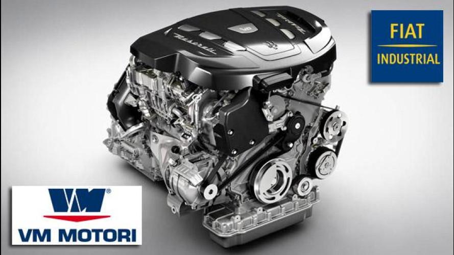 Fiat pronta ad acquistare VM Motori