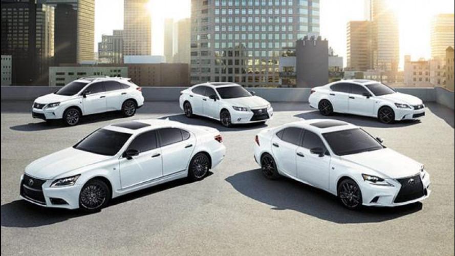 Lexus Crafted Line, speciale per l'America
