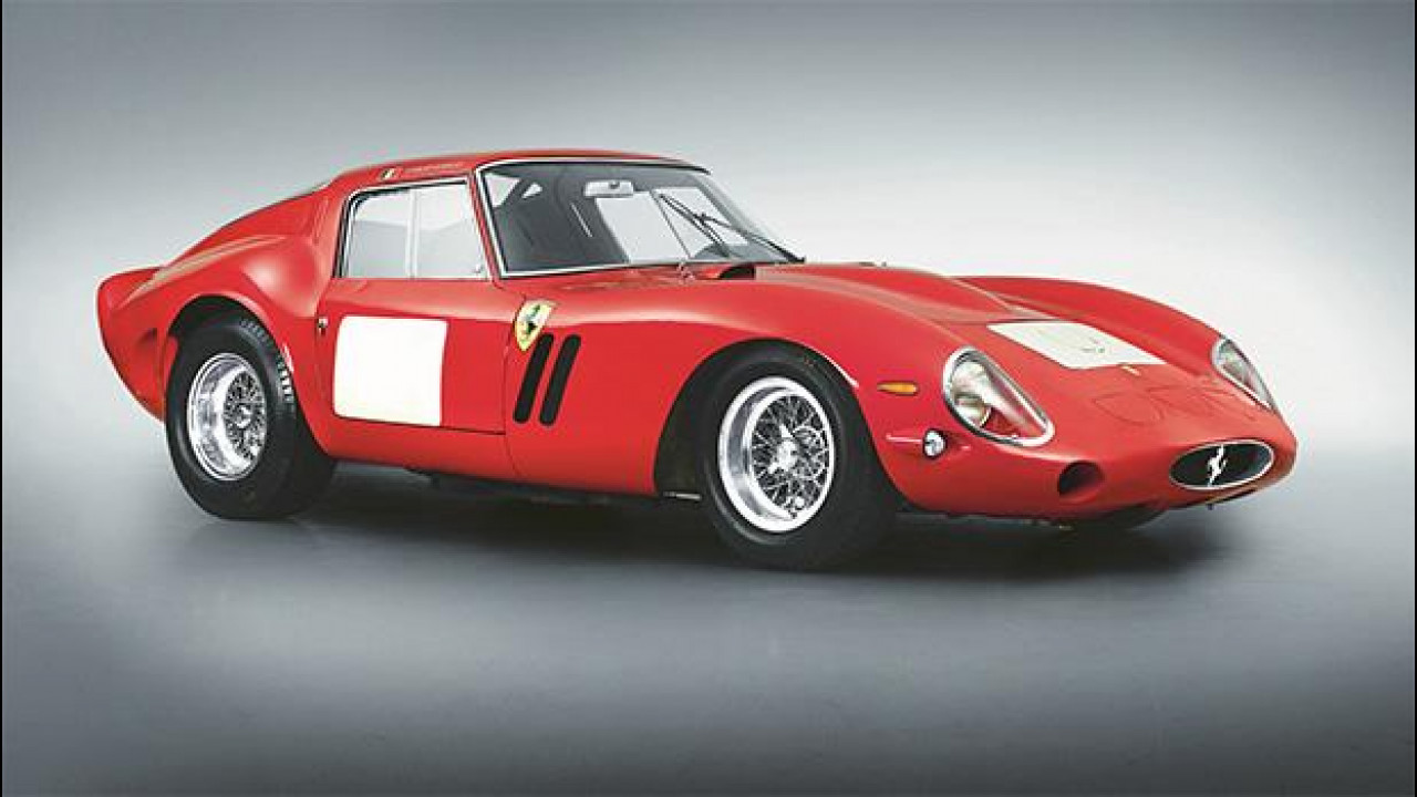 [Copertina] - Ferrari 250 GTO 1962, ora è lei l'auto più pagata del mondo
