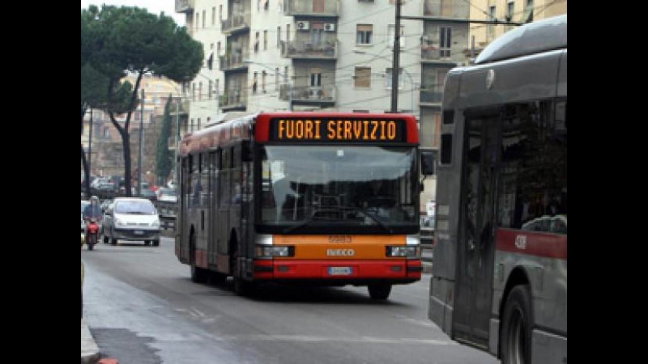 [Copertina] - Sciopero trasporti a Roma 18 ottobre: tutte le info utili