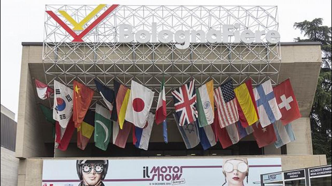 [Copertina] - Motor Show 2014, si comincia!