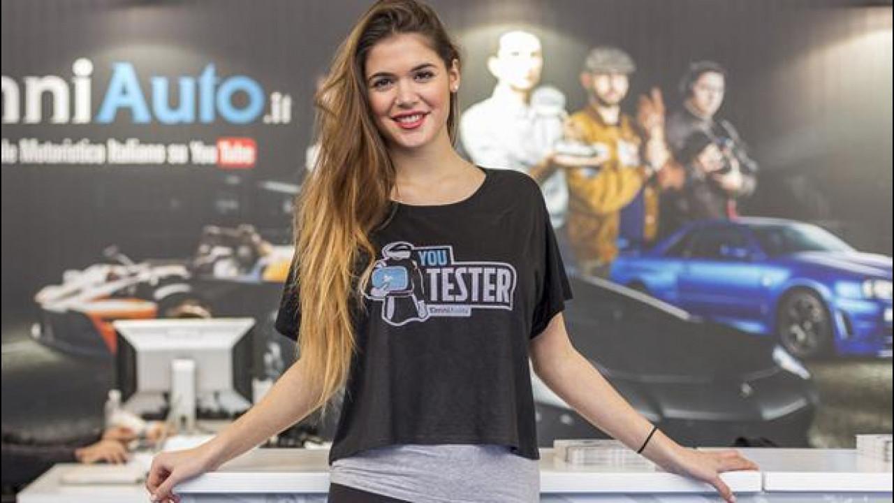 [Copertina] - Motor Show 2014, vota la ragazza più bella