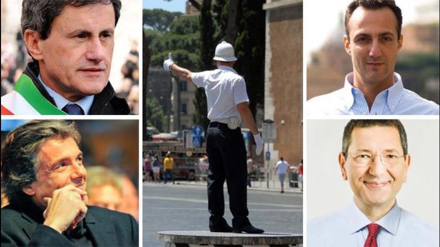 Comunali Roma 2013: le promesse dei candidati sindaco per la mobilità dei romani