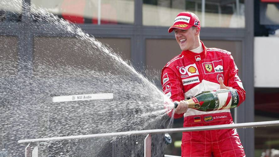 Schumacher tops greatest Ferrari driver poll