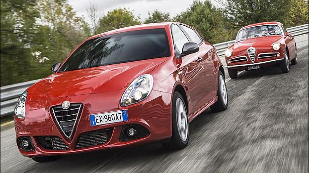 [Copertina] - Alfa Romeo Giulietta Sprint, in pista col 1.4 MultiAir
