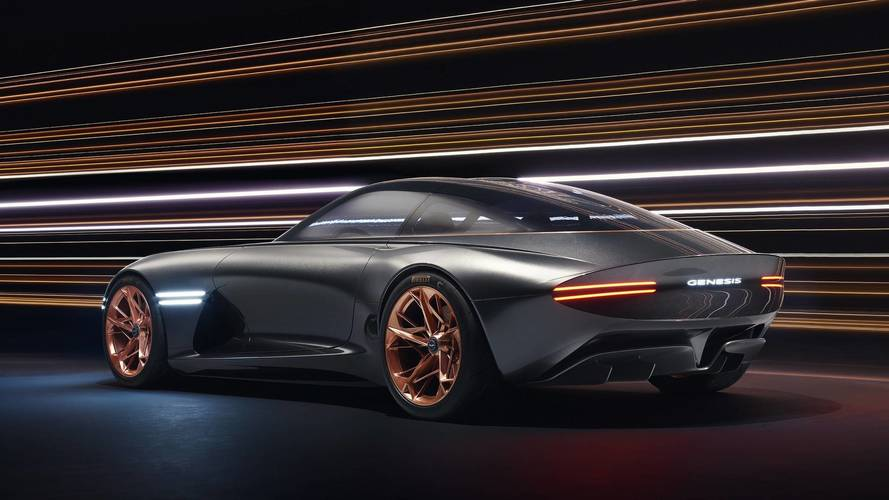 Genesis Essentia Could Go Into Production As Early As - Aston martin genesis