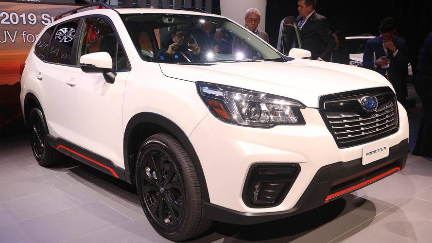 2019 Subaru Forester: New York