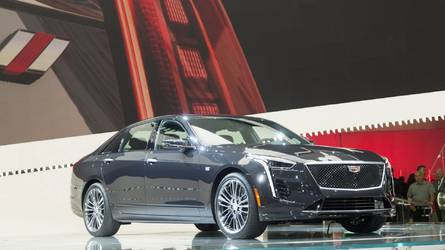 Cadillac CT6-V Preorders Begin For Cancelled 550-HP Sedan [UPDATE]