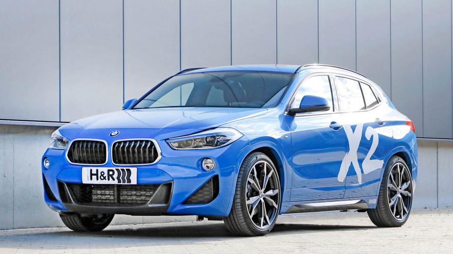 Mehr Knack für den BMW X2