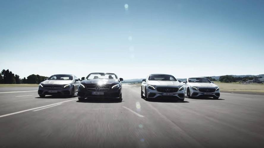 Mercedes Creates Top 5 Of Its Best Convertibles
