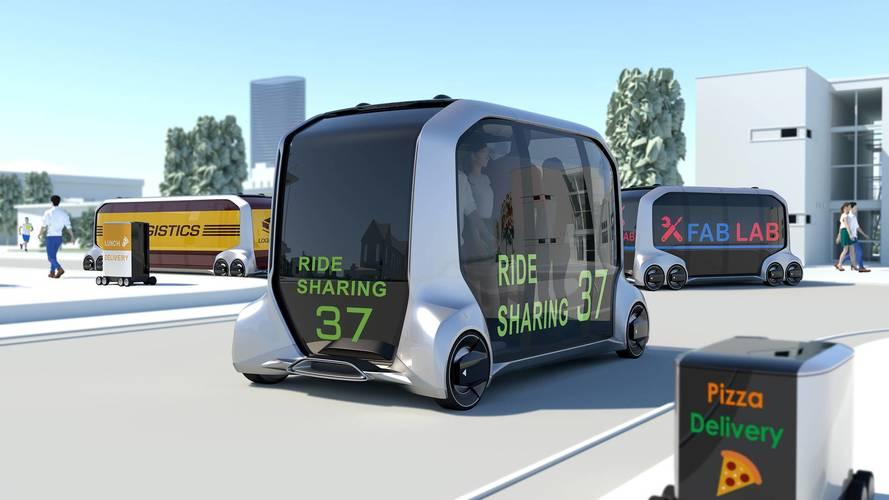 L'avenir de la mobilité passera par la navette autonome, selon Toyota