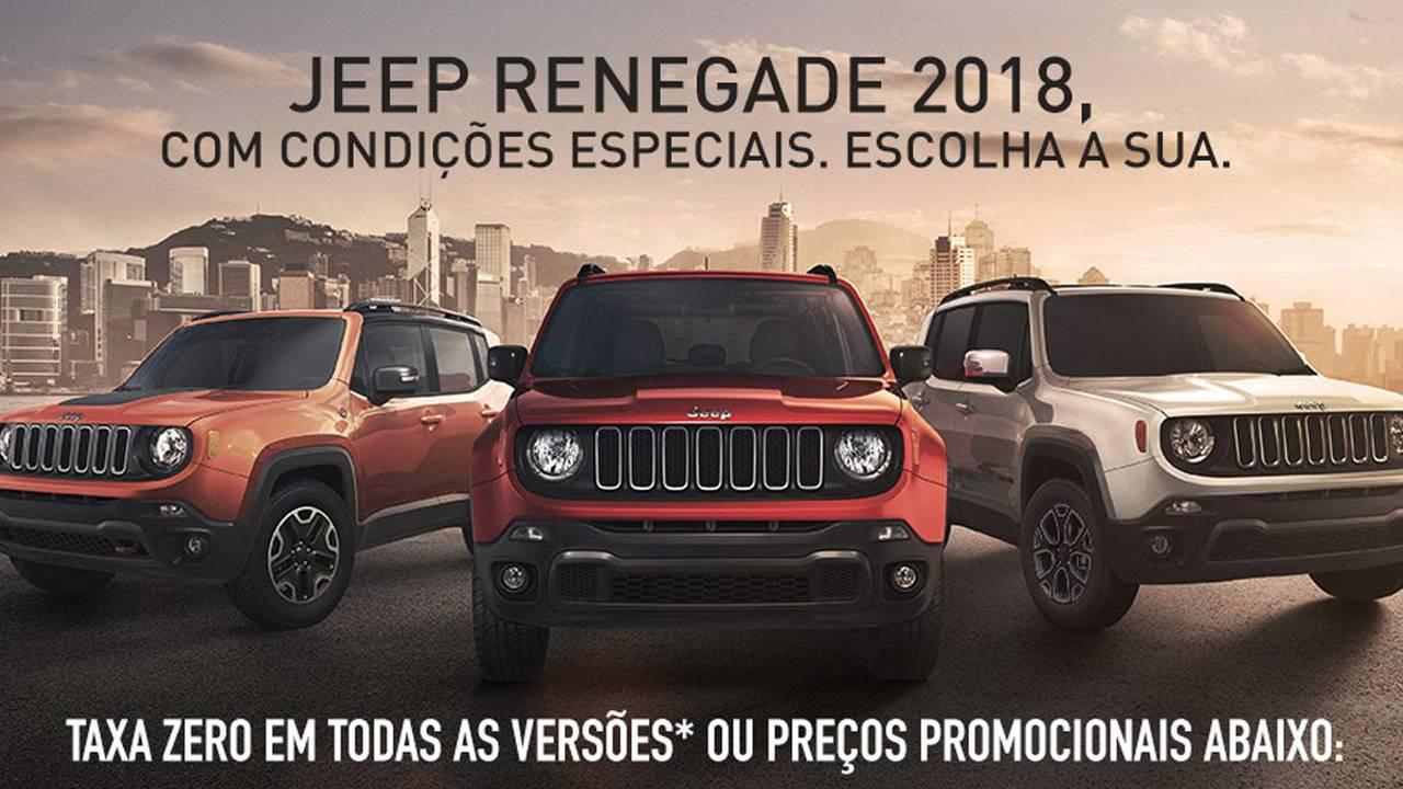 Taxa Zero - Jeep