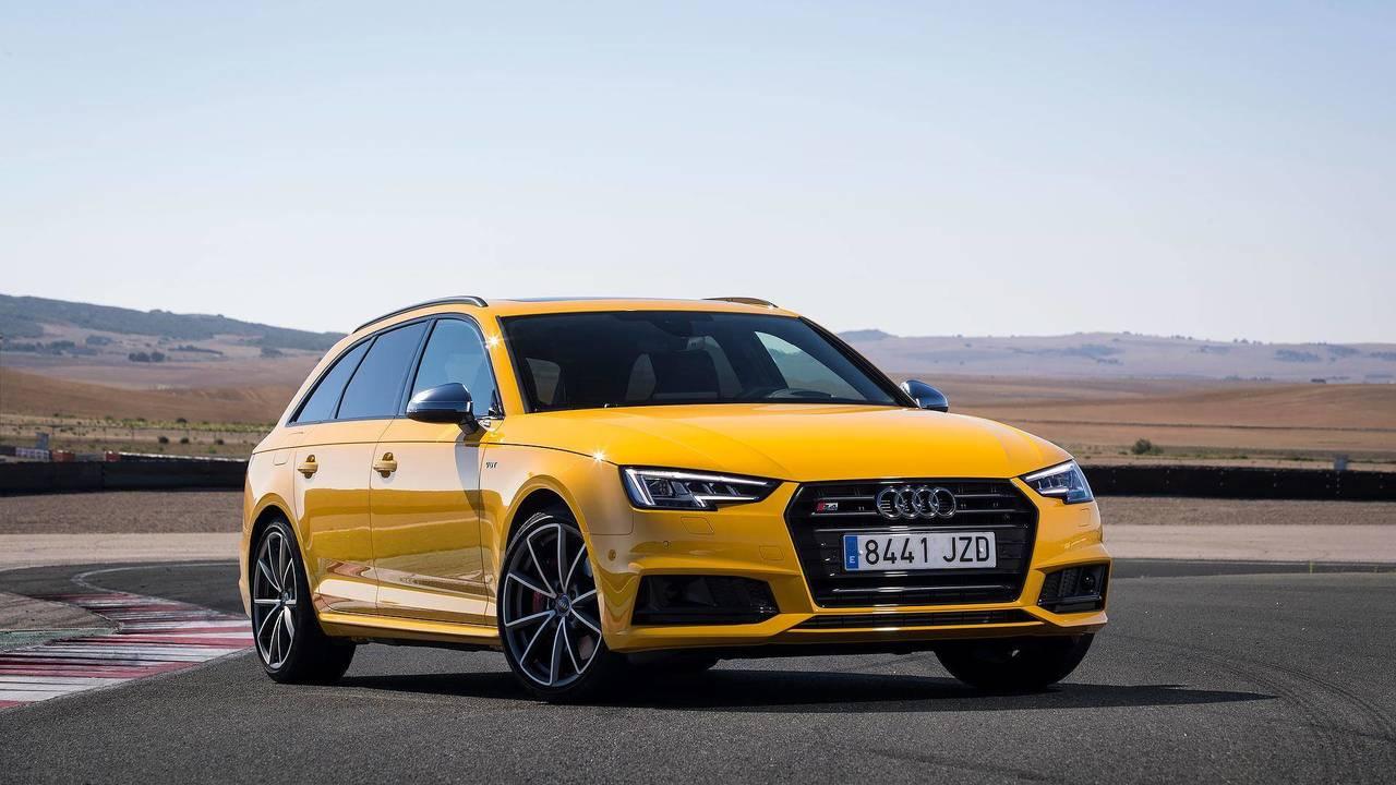Audi S4 Avant 2018: con motor de gasolina y 354 CV