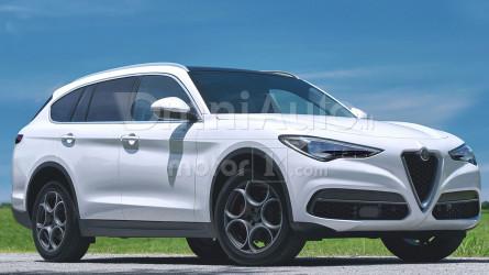 Alfa Romeo Castello (2020): Neue Infos zum Super-SUV