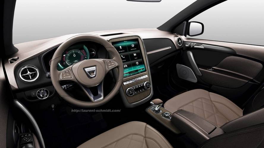 Crazy Idea: Dacia Logan Goes Upmarket With Mercedes Interior