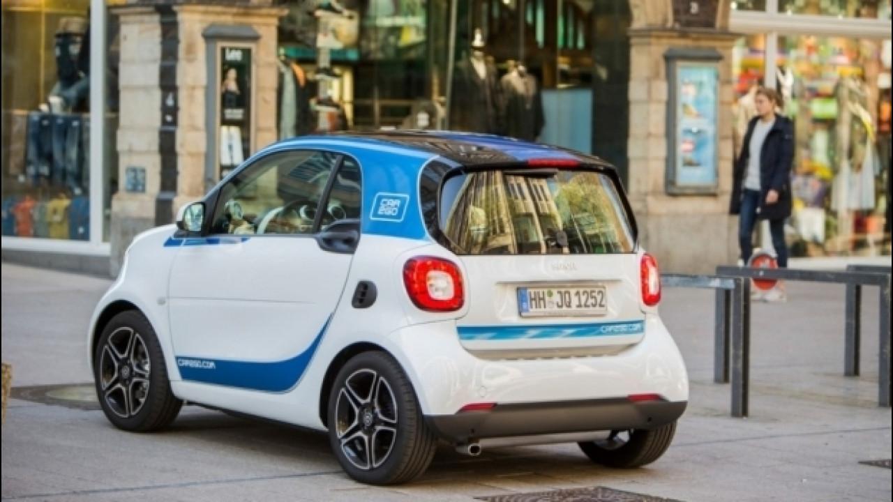 [Copertina] - Car2Go, a Milano le nuove smart fortwo