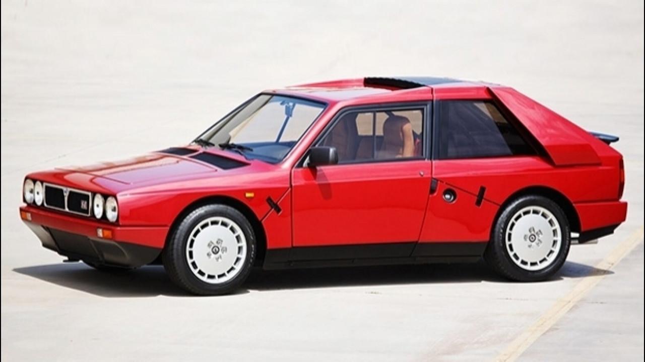 [Copertina] - Lancia Delta S4, la belva va all'asta