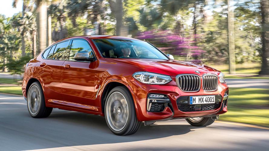 BMW X4 (2018): Zweite Generation deutlich größer und sportlicher