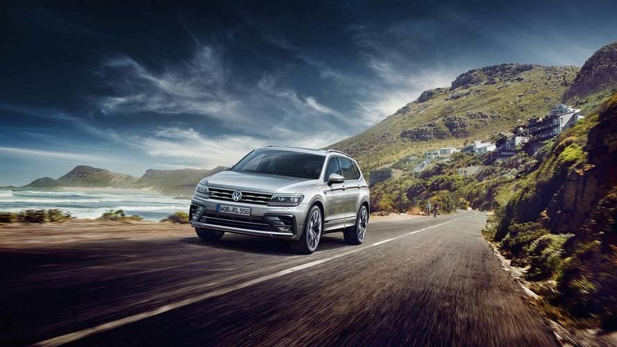 Ya está a la venta el Volkswagen Tiguan Allspace R-Line 2018