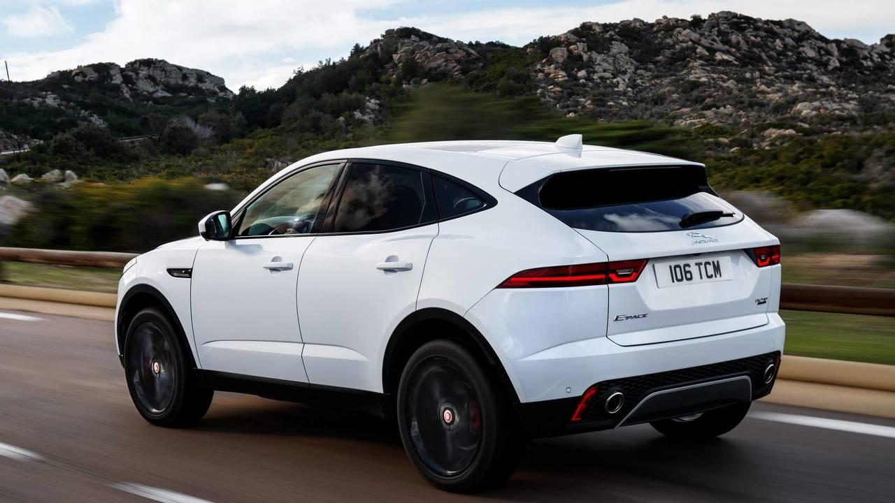 2018 Jaguar E-Pace Review - 2872006