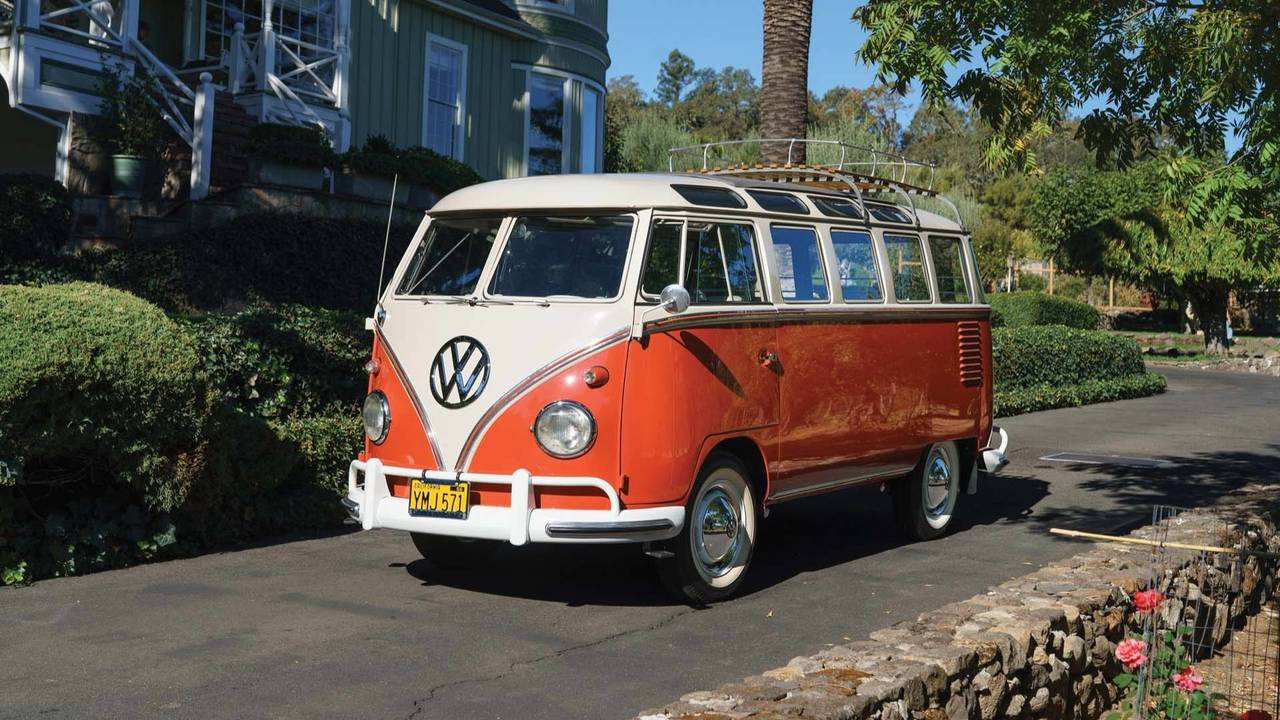 Vw Microbus For Sale >> When Did Vintage Vw Microbuses Get So Freaking Expensive
