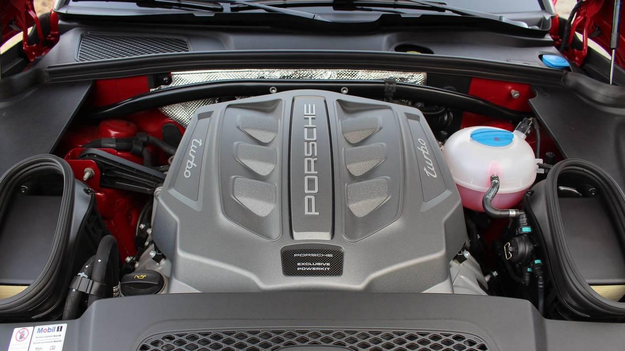 2018 Porsche Macan Turbo Review Sports Car On Stilts
