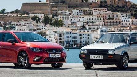 Conoce la evolución del SEAT Ibiza 2019 desde sus orígenes