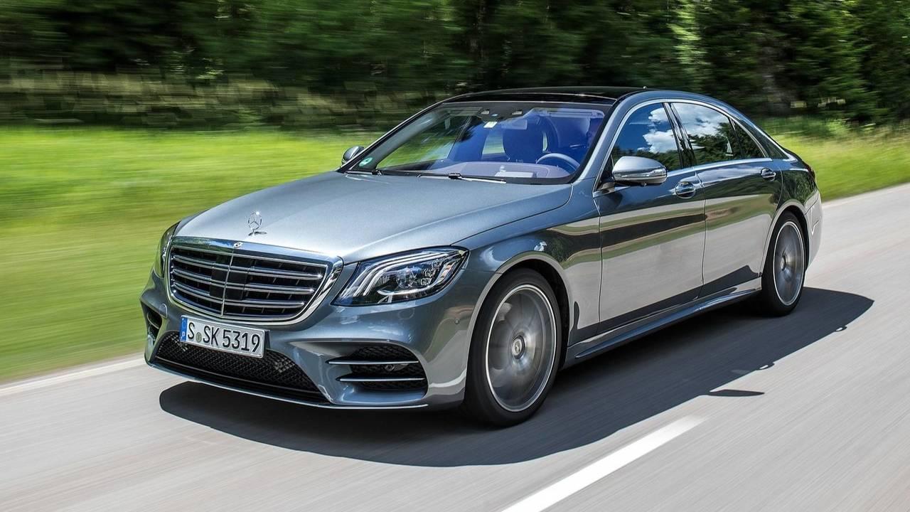 5 - Mercedes-Benz