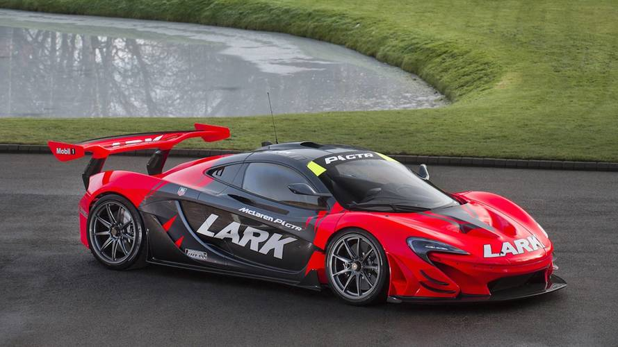 Street-Legal McLaren P1 GTR Pays Homage To F1, And It's For Sale