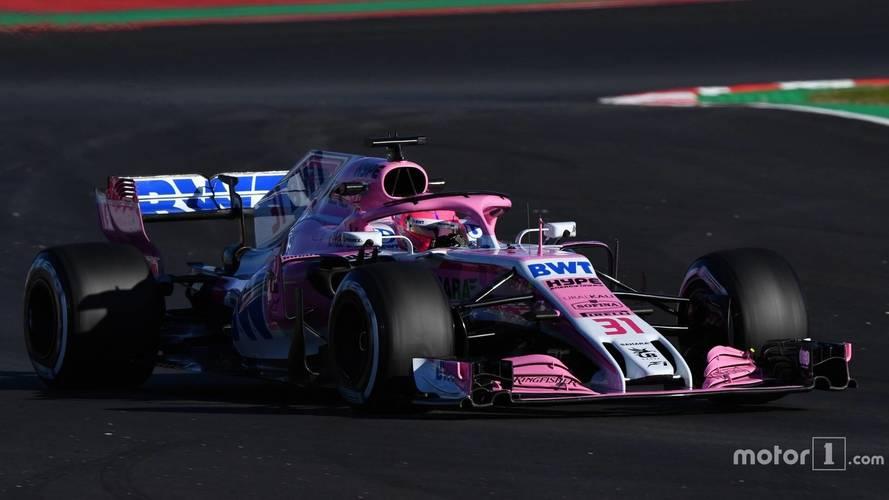 2018 F1 Barcelona Testleri 2. Hafta 2. Gün