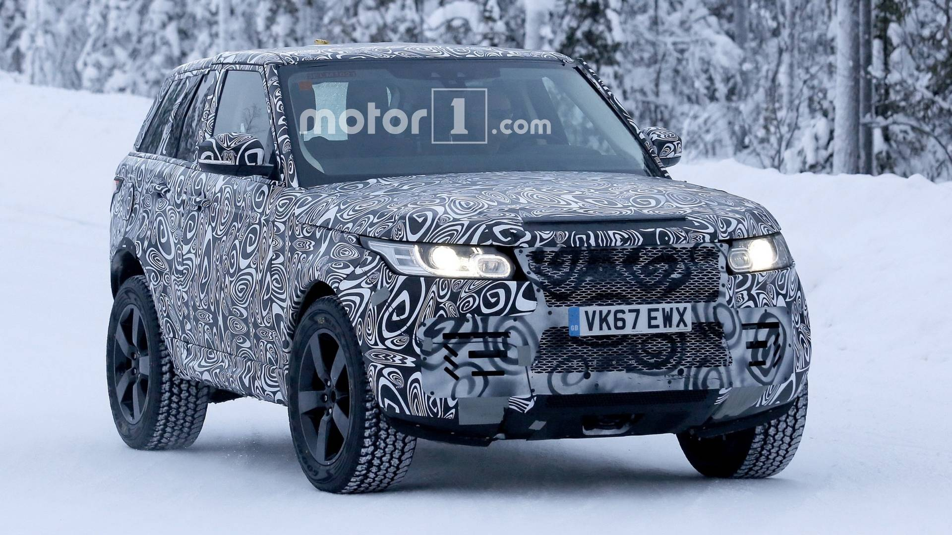 Report: The Land Rover Defender Sport Is Coming… In 2026