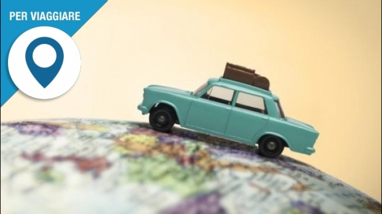 [Copertina] - In auto nei Paesi baltici, la mini guida anti-multa