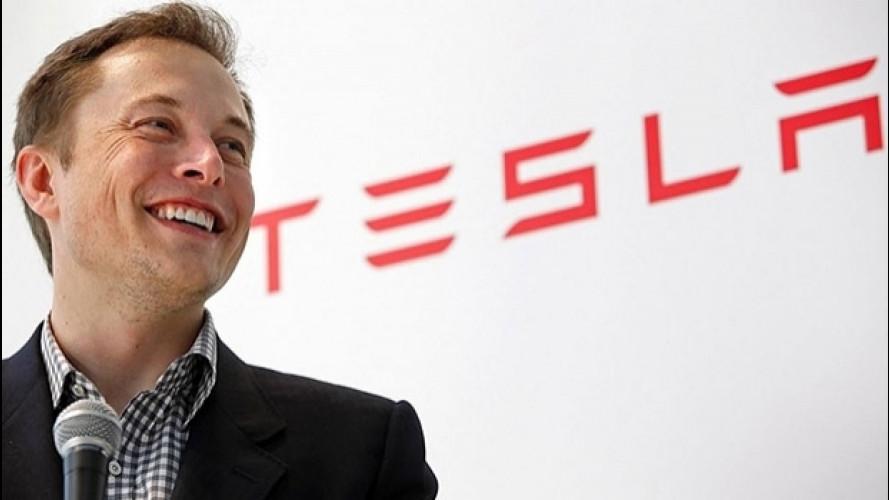 """Elon Musk: nel futuro di Tesla anche """"truck"""" e mezzi pubblici"""