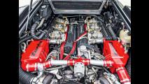 Lamborghini Countach, le foto storiche
