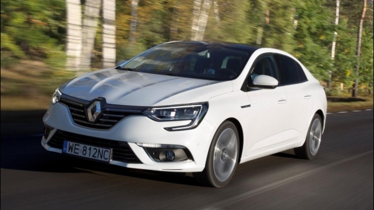 [Copertina] - Renault Megane Grand Coupé, la berlina travestita da sportiva
