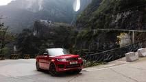 Range Rover Sport PHEV Heaven's Gate