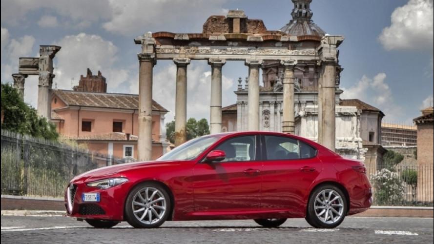 Alfa Romeo fa tornare il lavoro a Cassino