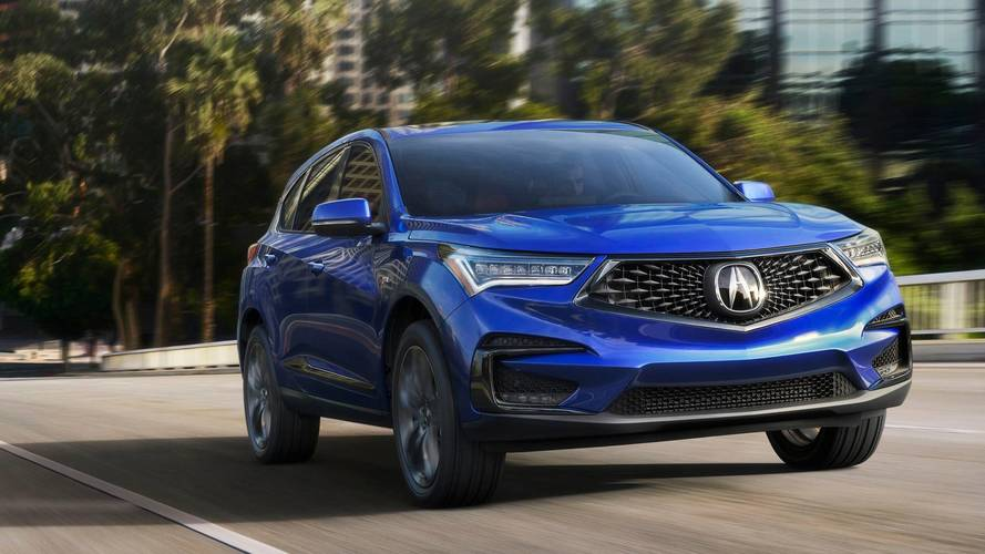2019 Acura RDX Starts At $37,300, Cheapest A-Spec Asks $43,500