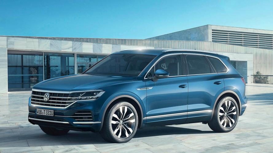 VW Touareg (2018): Alles, was Sie wissen müssen