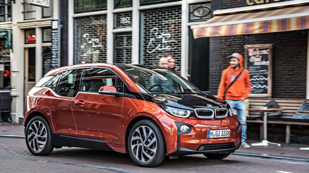 2014 World Green Car: BMW i3