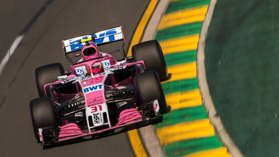 La vente de Force India compromise par l'opposition de trois teams